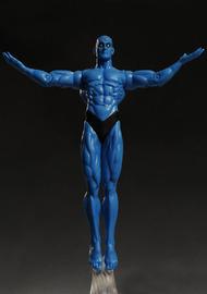 Best of Watchmen 7'' Action Figure - Dr Manhattan image