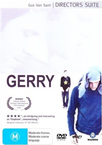 Gerry on DVD