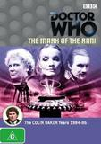 Doctor Who: The Mark of Rani DVD