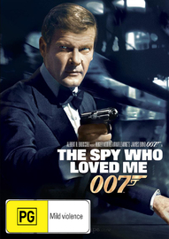 The Spy Who Loved Me (2012 Version) on DVD