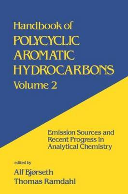 Handbook of Polycyclic Aromatic Hydrocarbons by A. Bjorseth image