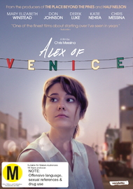 Alex of Venice on DVD