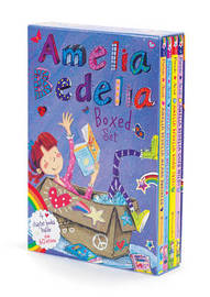 Amelia Bedelia Chapter Book Box Set by Herman Parish