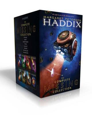 The Complete Missing Collection by Margaret Peterson Haddix image
