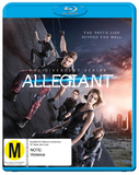 The Divergent Series: Allegiant on Blu-ray