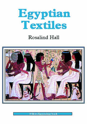 Egyptian Textiles by Rosalind Hall image