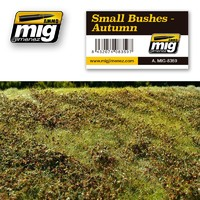 Ammo of Mig Jimenez Autumn Small Bushes
