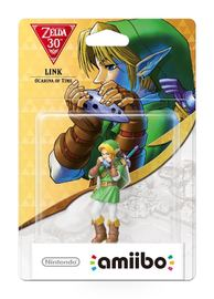 Nintendo Amiibo Ocarina of Time Link - Zelda Collection for Nintendo Wii U