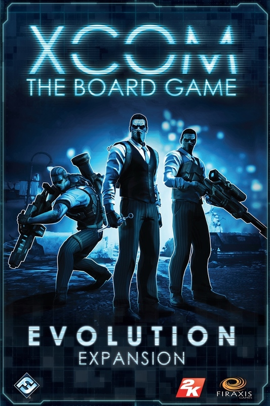 XCOM: The Board Game – Evolution Expansion