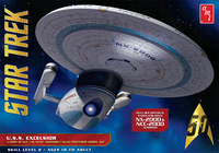AMT: 1/1000 Star Trek U.S.S. Excelsior - Model Kit