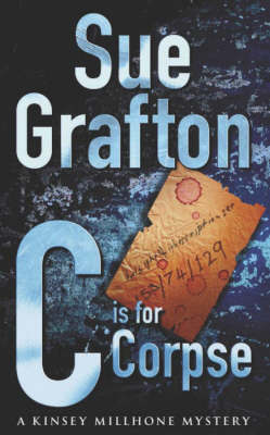 C is for Corpse by Sue Grafton image