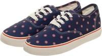 Marvel Captain America Unisex Lo Pro Shoes (Size 8)