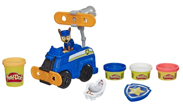 Play-Doh: Paw Patrol - Rescue Rolling Chase Playset