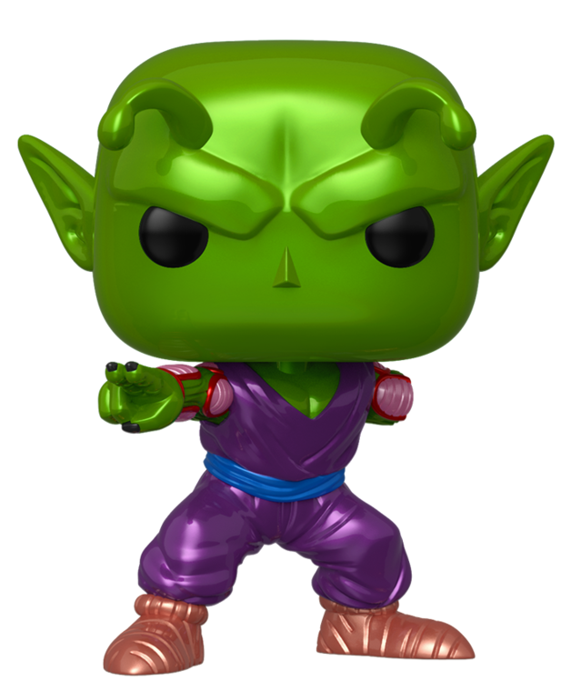 Dragon Ball Z - Piccolo (Metallic Ver.) Pop! Vinyl Figure