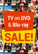TV Sale - SAVE UP TO 70% OFF!