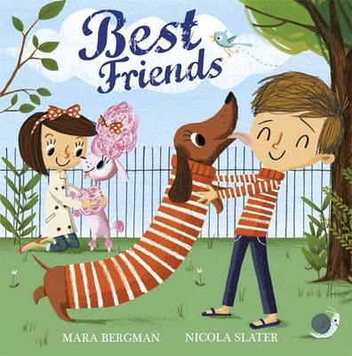 Best Friends by Mara Bergman