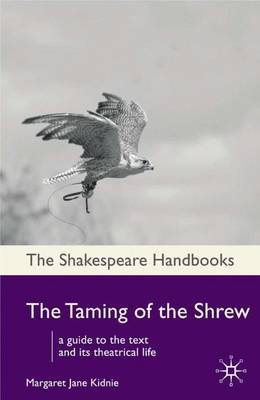 The Taming of the Shrew by Margaret Jane Kidnie image