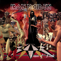 Dance Of Death (2LP) by Iron Maiden