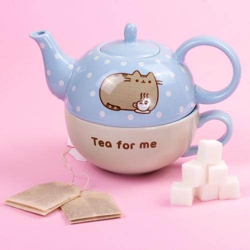 Pusheen Tea For One Teapot
