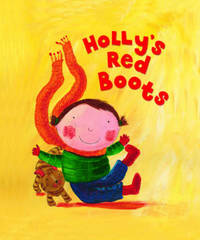Holly's Red Boots by Francesca Chessa image