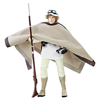 Star Wars: The Black Series - Luke Skywalker & Landspeeder image