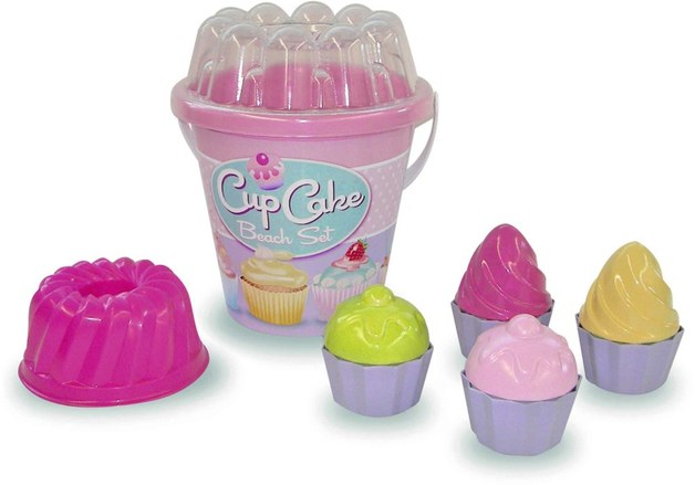 Androni: Summertime Cup Cake Beach Set - Pink