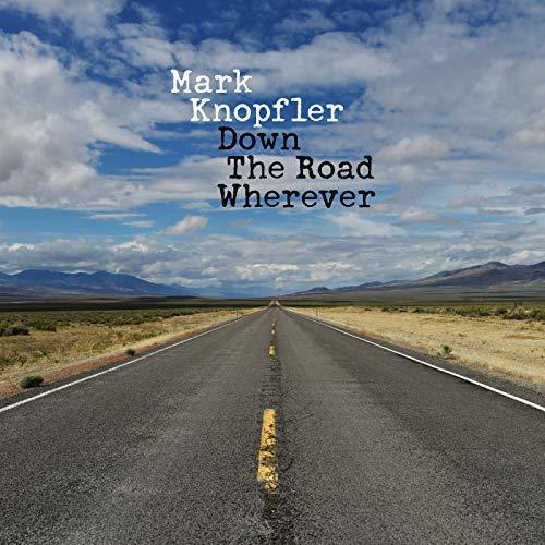 Down The Road Wherever by Mark Knopfler image