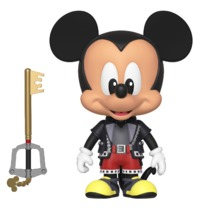 Kingdom Hearts III: Mickey - 5-Star Vinyl Figure