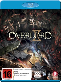 Overlord: The Complete Season 2 on Blu-ray
