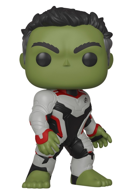 Avengers: Endgame - Hulk (Team Suit) Pop! Vinyl Figure
