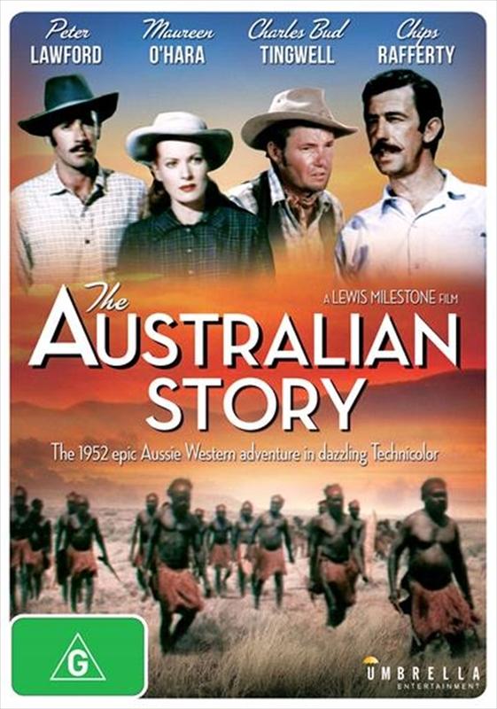 The Australian Story on DVD
