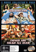 Cheech And Chong's Nice Dreams / Things Are Tough All Over - 2 Movie Collector's Pack (2 Disc Set) on DVD