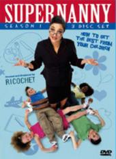 Supernanny (US) - Season 1 (3 Disc Box Set) on DVD