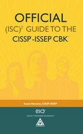 Official (ISC)2(R) Guide to the CISSP(R)-ISSEP(R) CBK(R) image