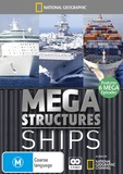 National Geographic: Megastructures - Ships on DVD