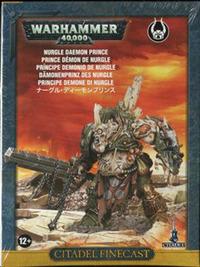 Warhammer 40,000 Nurgle Daemon Prince