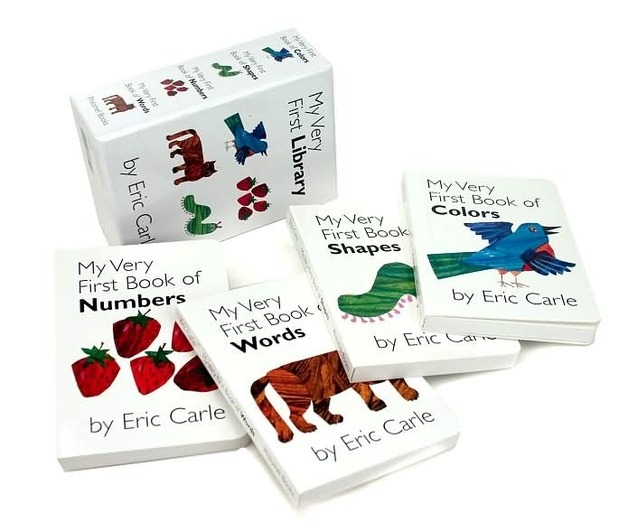 My Very First Library Box Set | Eric Carle Book | In-Stock - Buy Now ...