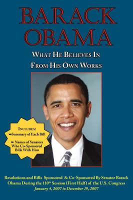 Barack Obama by Barack Obama