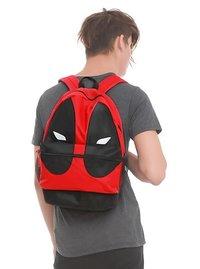 Marvel: Deadpool Red Backpack