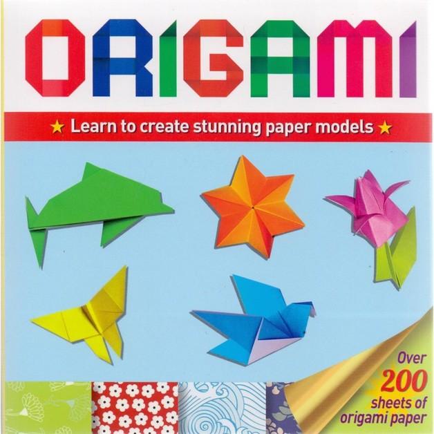 Origami - Activity Book