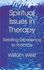 Spiritual Issues in Therapy by William N. West image