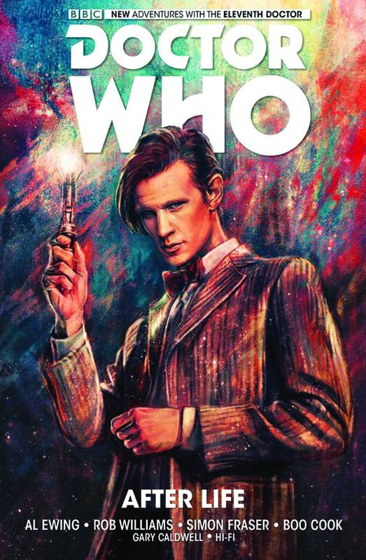 Doctor Who: The Eleventh Doctor by Al Ewing