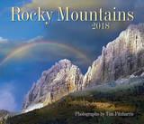 Rocky Mountains 2018 Wall Calendar