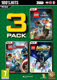 Lego Green Triple Pack for PC Games