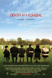 Death At A Funeral on DVD