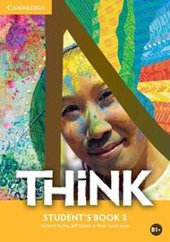 Think Level 3 Student's Book by Herbert Puchta