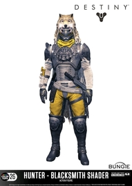 "Destiny: Hunter (Blacksmith Shader Ver.) - 7"" Action Figure"