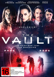 The Vault on DVD