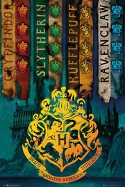Harry Potter - House Flags (756)