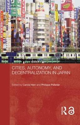 Cities, Autonomy, and Decentralization in Japan image